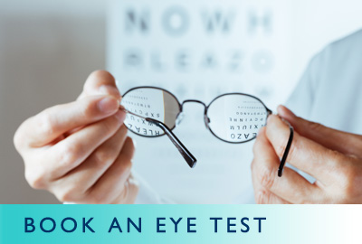 book an eyetest