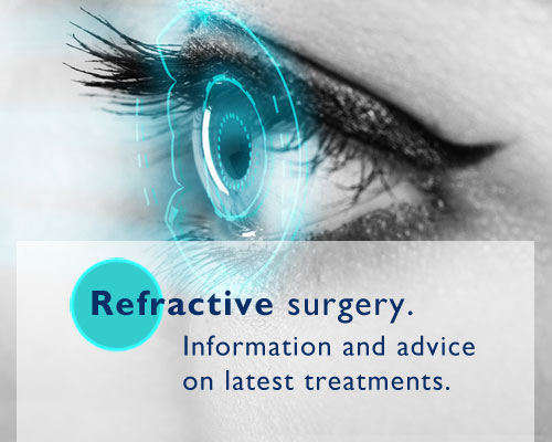 Refractive surgery advice